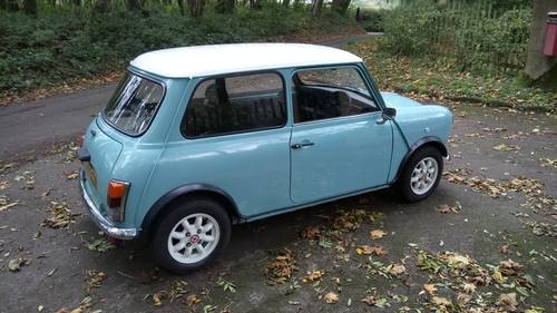 1992 Mini 1275 Manual SOLD (picture 4 of 5)