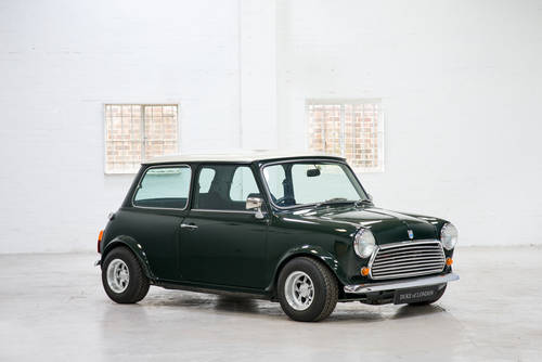 1972 Mk3 Mini Stage 3 Engine Green 5 Speed SOLD (picture 1 of 6)