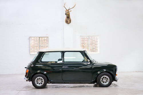 1972 Mk3 Mini Stage 3 Engine Green 5 Speed SOLD (picture 2 of 6)