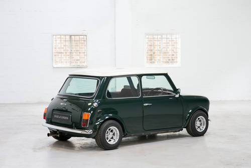 1972 Mk3 Mini Stage 3 Engine Green 5 Speed SOLD (picture 4 of 6)