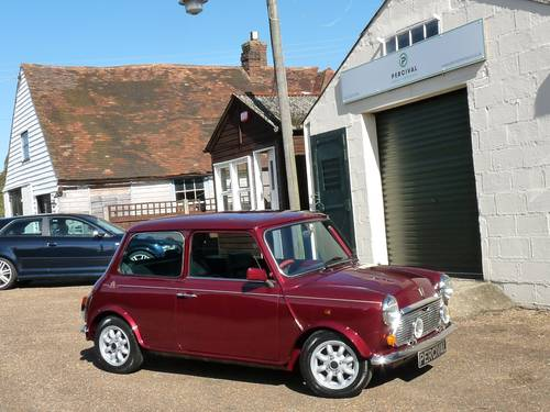 1989 Mini Thirty, 36,000 miles with history SOLD (picture 5 of 6)