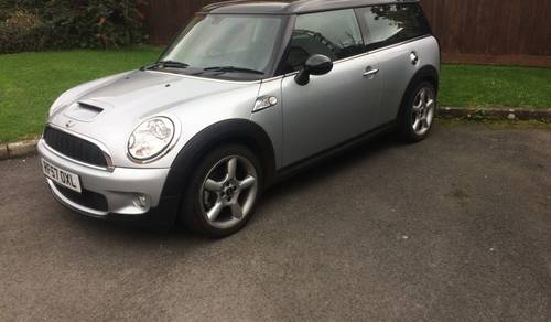 2008 Mini Cooper S Clubman - 5,000 miles from new! SOLD by Auction (picture 1 of 2)