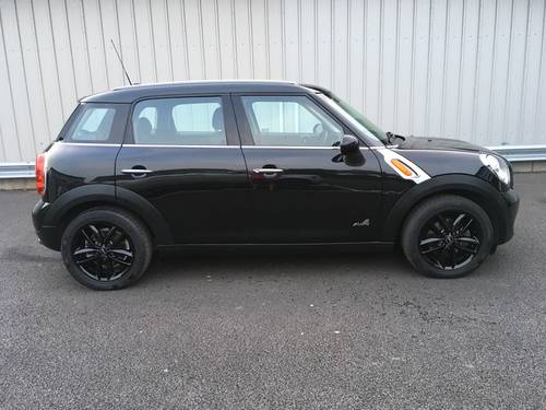 2013 MINI COUNTRYMAN 1.6 COOPER D ALL4 4X4 WITH CHILLI PACK SOLD (picture 2 of 6)