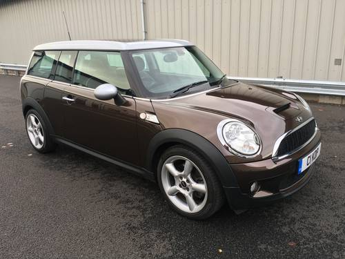 2007 MINI CLUBMAN 1.6 COOPER S 172 BHP ESTATE SOLD (picture 1 of 6)