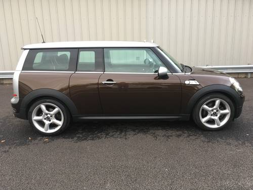 2007 MINI CLUBMAN 1.6 COOPER S 172 BHP ESTATE SOLD (picture 2 of 6)