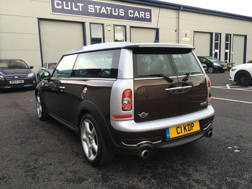 2007 MINI CLUBMAN 1.6 COOPER S 172 BHP ESTATE SOLD (picture 4 of 6)