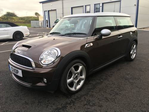 2007 MINI CLUBMAN 1.6 COOPER S 172 BHP ESTATE SOLD (picture 5 of 6)