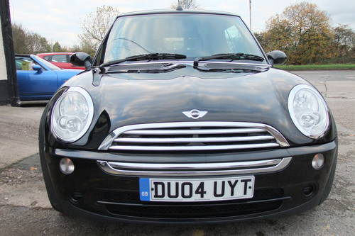 2004 MINI CONVERTIBLE 1.6 COOPER 2DR SOLD (picture 4 of 6)