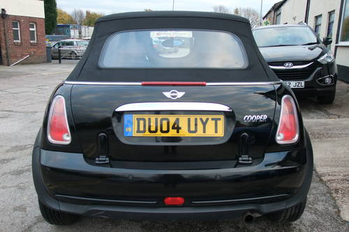 2004 MINI CONVERTIBLE 1.6 COOPER 2DR SOLD (picture 5 of 6)