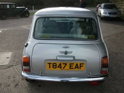 1999 Mini Balmoral 1.3i SOLD (picture 5 of 6)