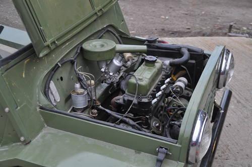 1965 MINI MOKE UK BUILT RHD RUST FREE 1275CC SOLD (picture 6 of 6)