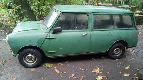 1967 Mini Traveller Mk1 SOLD (picture 2 of 4)