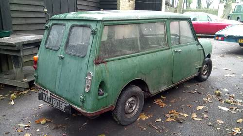 1967 Mini Traveller Mk1 SOLD (picture 3 of 4)