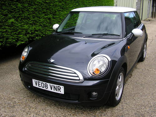 2008  Immaculate Mini Cooper  For Sale (picture 1 of 6)