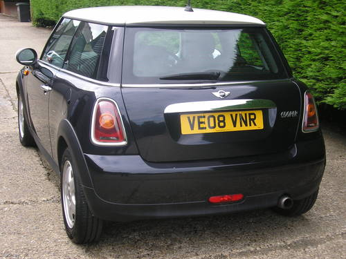 2008  Immaculate Mini Cooper  For Sale (picture 4 of 6)