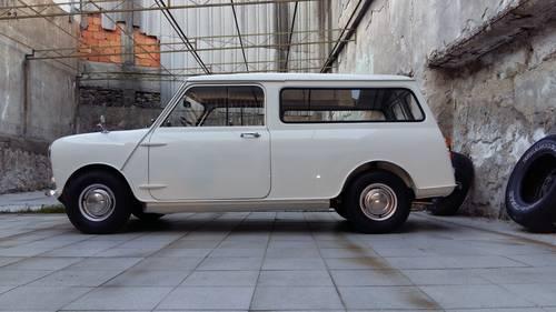 1968 Morris Mini 850 Van 1/4 Ton  For Sale (picture 2 of 6)