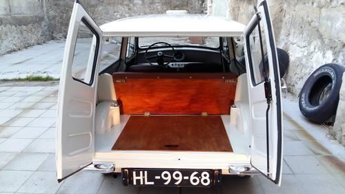 1968 Morris Mini 850 Van 1/4 Ton  For Sale (picture 4 of 6)