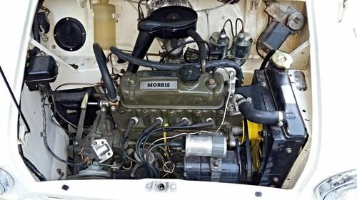 1968 Morris Mini 850 Van 1/4 Ton  For Sale (picture 6 of 6)