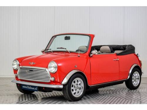 1988 Mini Classic Convertible For Sale (picture 1 of 6)