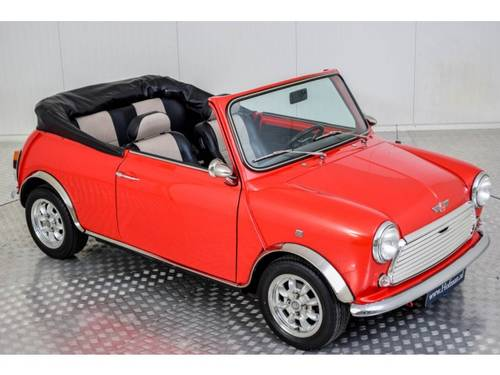 1988 Mini Classic Convertible For Sale (picture 5 of 6)