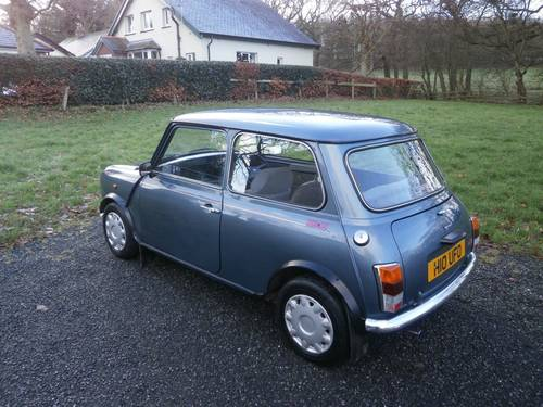 1991 ROVER MINI NEON LTD EDT 39K 1 OWNER * GARAGE FIND * SOLD (picture 2 of 6)