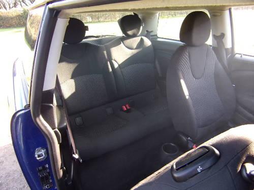 2008 Mini Cooper 1.6 (120) (67,208 miles) For Sale (picture 6 of 6)