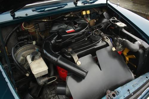 1993 Rover Mini Rio - 1275cc, Caribbean Blue, 51k SOLD (picture 3 of 6)