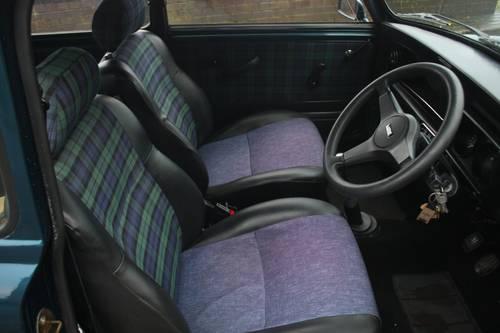 1993 Rover Mini Rio - 1275cc, Caribbean Blue, 51k SOLD (picture 4 of 6)