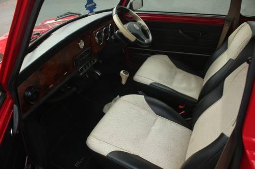 1998 Rover Mini Cooper MPi - Restored classic Mini Austin  SOLD (picture 3 of 6)