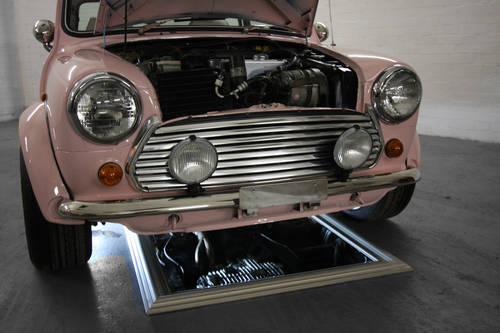 1994 Harajuku Pink Mini Cooper 1.3i 10,497 miles For Sale (picture 6 of 6)