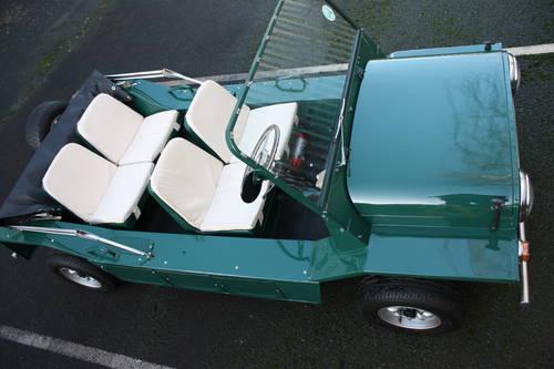 Mini Moke 1966 Spruce Green. SOLD (picture 3 of 6)