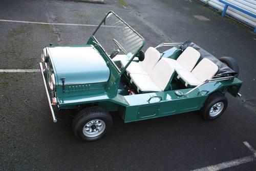 Mini Moke 1966 Spruce Green. SOLD (picture 5 of 6)