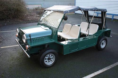 Mini Moke 1966 Spruce Green. SOLD (picture 6 of 6)