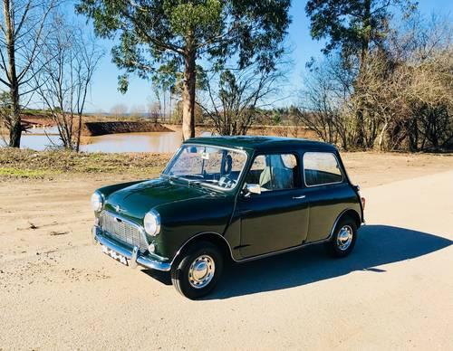 1967 Morris Mini 850 mk1 SOLD (picture 1 of 6)