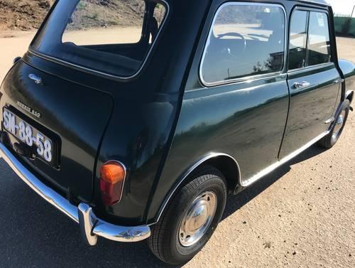 1967 Morris Mini 850 mk1 SOLD (picture 5 of 6)