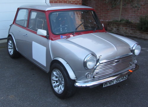 1978 Leyland Mini 1275 Rally Car For Sale  SOLD (picture 1 of 6)