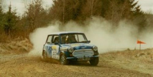 1978 Leyland Mini 1275 Rally Car For Sale  SOLD (picture 5 of 6)