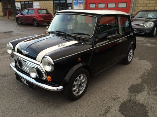 1990 Outstanding Mini Cooper RSP 1275cc Car For Sale For Sale (picture 1 of 6)