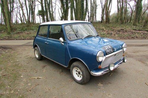 1971 Mini Mk3 SOLD (picture 1 of 6)