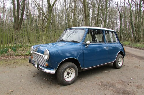 1971 Mini Mk3 SOLD (picture 2 of 6)