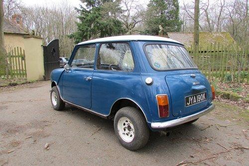 1971 Mini Mk3 SOLD (picture 3 of 6)