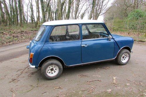 1971 Mini Mk3 SOLD (picture 4 of 6)