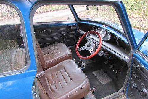 1971 Mini Mk3 SOLD (picture 5 of 6)