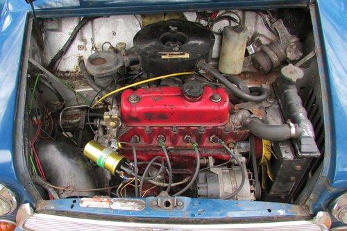 1971 Mini Mk3 SOLD (picture 6 of 6)