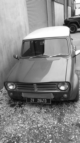 1976 Mini Clubman - Fully restored For Sale (picture 1 of 6)