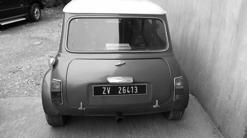 1976 Mini Clubman - Fully restored For Sale (picture 2 of 6)