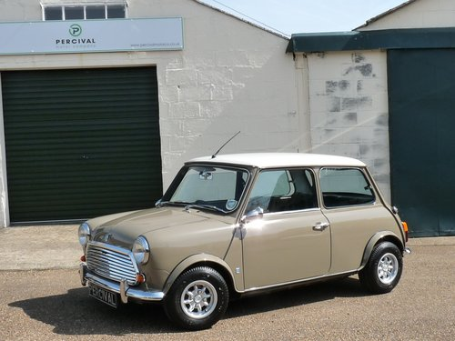 1971 Mini Cooper S Mk111, MED engine fitted,  Sold SOLD (picture 1 of 6)