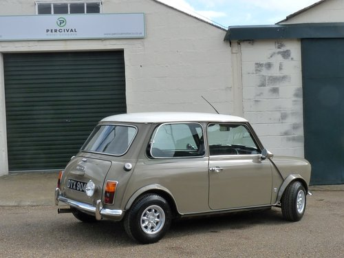 1971 Mini Cooper S Mk111, MED engine fitted,  Sold SOLD (picture 2 of 6)
