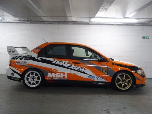 2005 Mitsubishi Lancer 2.0 4dr EVO 9 RS LIGHT WEIGHT MODEL For Sale (picture 4 of 6)