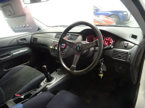 2005 Mitsubishi Lancer 2.0 4dr EVO 9 RS LIGHT WEIGHT MODEL For Sale (picture 5 of 6)